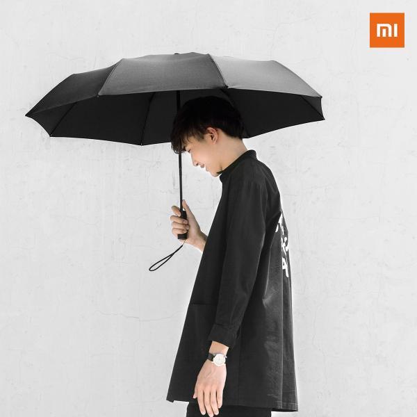 【正規品】Xiaomi(小米、シャオミ) 自動開閉式折り畳み傘 8本骨  210T高強度グラスファイバー 耐風撥水 晴雨兼用 ワンタッチ|starq-online|09