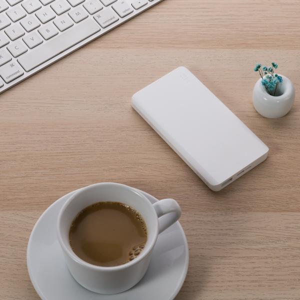 ZMI QB810 10000mAh USB-C入力 モバイルバッテリー (ブラック/ホワイト)  PSE認証済 大容量 軽量 ZMI正規品 18ヶ月保証|starq-online|10