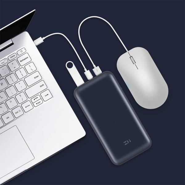 ZMI QB820 20000mAh Macbookへ充電可能 モバイルバッテリー QC&USB-PD急速充電対応 PSE認証済  低電流モード搭載 USBハブ機能付 18ヶ月保証 starq-online 08