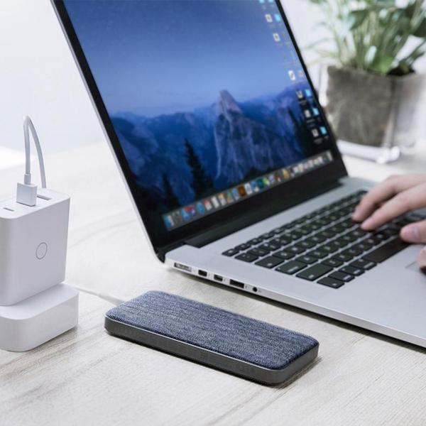 ZMI QB910 10000mAh QC&USB-PD急速充電対応モバイルバッテリー PSE認証済 ファブリックデザイン 低電流モード搭載 USBハブ機能付 18ヶ月保証|starq-online|05