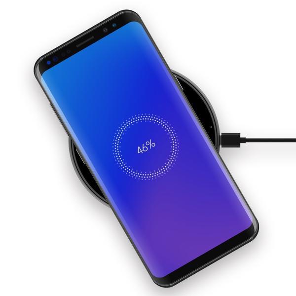 『ポイント10%』 ZMI ワイヤレス 充電器 WTX10 iPhone android アンドロイド 対応 急速 Qi 充電器 ワイヤレスチャージャー 置くだけ充電18ヶ月保証 正規代理店|starq-online|04