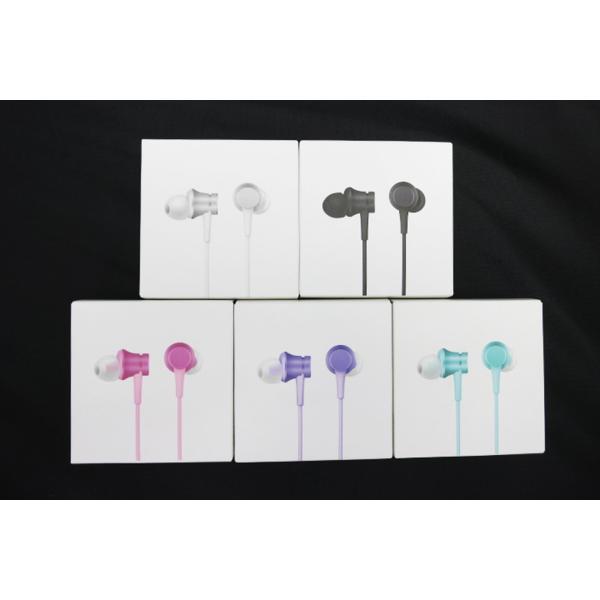 【正規品】Mi In-Ear Headphones Basic (ブラック/シルバー/ピンク/パープル/ブルー) | Xiaomi (小米、シャオミ) イヤホン インナーイヤー カラフル|starq-online|10