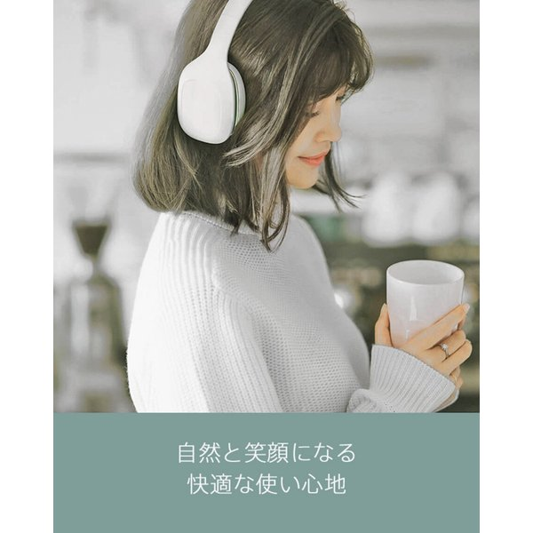 【正規品】Mi Headphones Comfort (ホワイト) | Xiaomi (小米、シャオミ) ヘッドホン ハイレゾ対応|starq-online|10