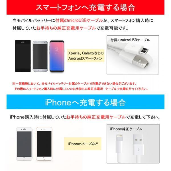【正規品】20000mAh Mi Power Bank (ホワイト) | Xiaomi (小米、シャオミ) モバイルバッテリー 大容量 デュアルUSB|starq-online|06