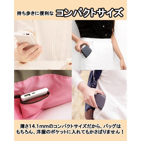 【正規品】10000mAh Mi Power Bank 2 (シルバー/ブラック) | Xiaomi (小米、シャオミ) モバイルバッテリー iPhone/iPad/Android/軽量薄型|starq-online|08