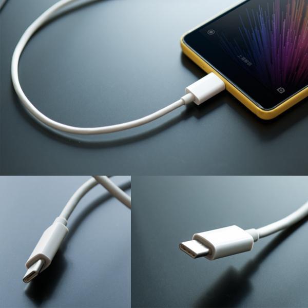 ZMI - Type-C to USBケーブルの充電とデータ同期 - ホワイト ( 100cm )|starq-online|07
