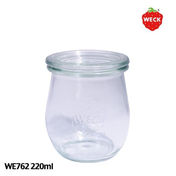 ウェック チューリップ WE762 キャニスター 220ml S