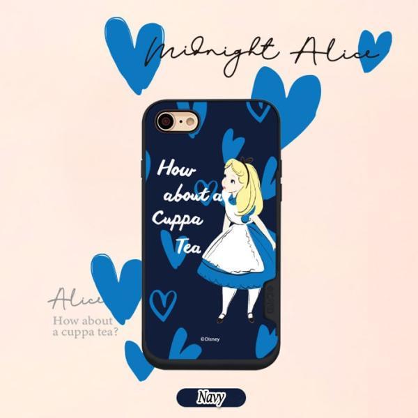 不思議の国のアリス iPhone iphone7  iphone8  iPhone6sケース アリス ディズニーグッズ  手鏡 カード収納ケース 送料無料|startreey|03