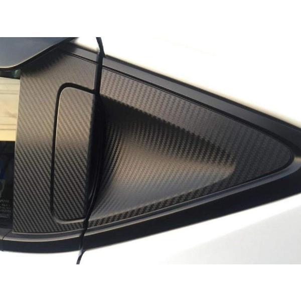 ヴェゼル カスタムパーツ 外装 カーボン調 リアノブ ドア ステッカー 純正 RS対応 ホンダ HONDA VEZEL傷防止 ドレスアップ 黒ブラック|startside|07