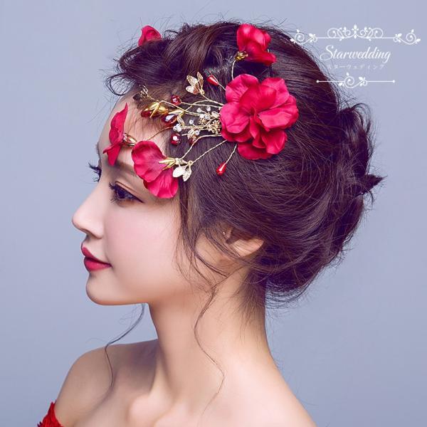 ウエディング ティアラ 花嫁 ヘアピン ブライダル 髪飾り 安い 発表会 ヘッドドレス 結婚式 演奏会 パーティー 二次会 ヘアアクセサリー