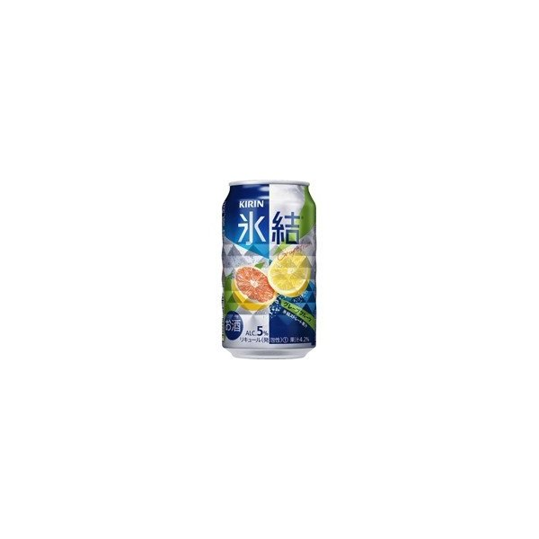 敬老の日 祝敬老  プレゼント キリン氷結 グレープフルーツ 350ml×24缶 送料無料 沖縄県は別途1500円