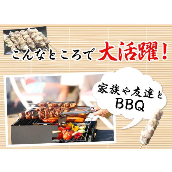 焼き鳥 もも串 加熱済み 業務用 スチーム 1.5kg 50本 大容量 冷凍食品 冷凍 焼鳥 BBQ お祭り イベント 簡単調理 おすすめ|starzen-k|04