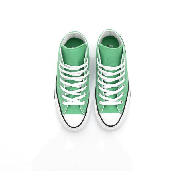コンバース スニーカー CONVERSE オールスター 100 カラーズ ハイカット HI ハイ レディース チャックテイラー 靴 ブランド 紫 緑 ALL STAR 100 COLERS HI