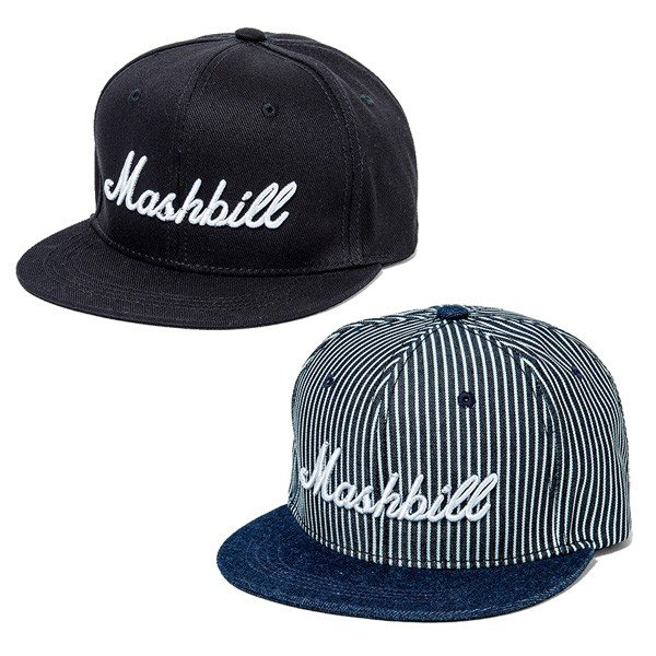 ANIMALIA アニマリア MASHBILL Cap|steelo