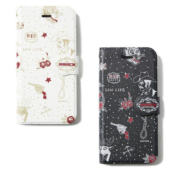 ANIMALIA アニマリア i Phone6/6s CASE LIBERTINE|steelo|01