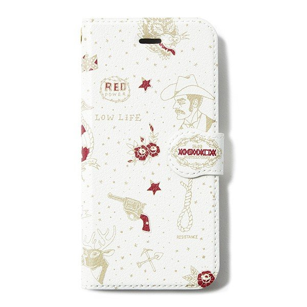 ANIMALIA アニマリア i Phone6/6s CASE LIBERTINE|steelo|03
