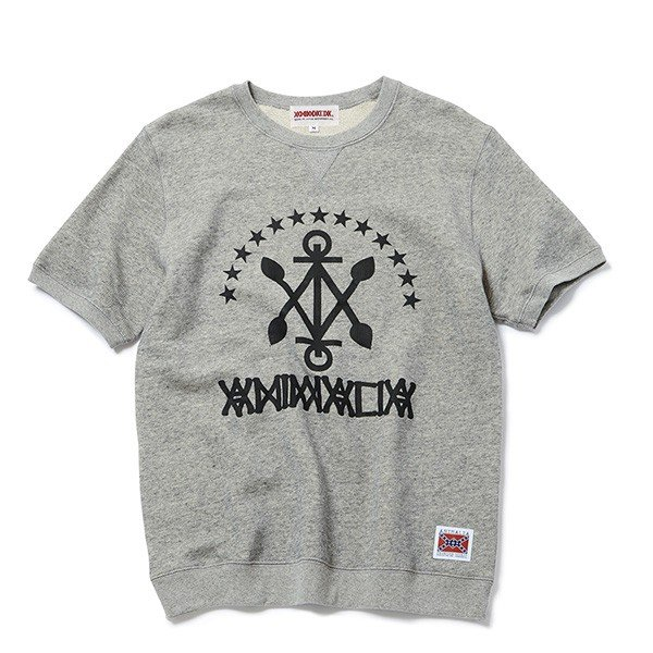 ANIMALIA アニマリア ANCHOR Sweat S/S|steelo