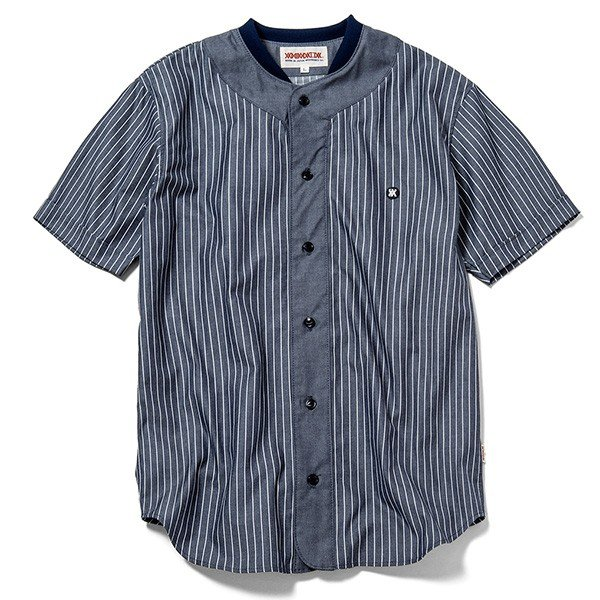 ANIMALIA アニマリア GROUNDS KEEPER Shirts #001|steelo