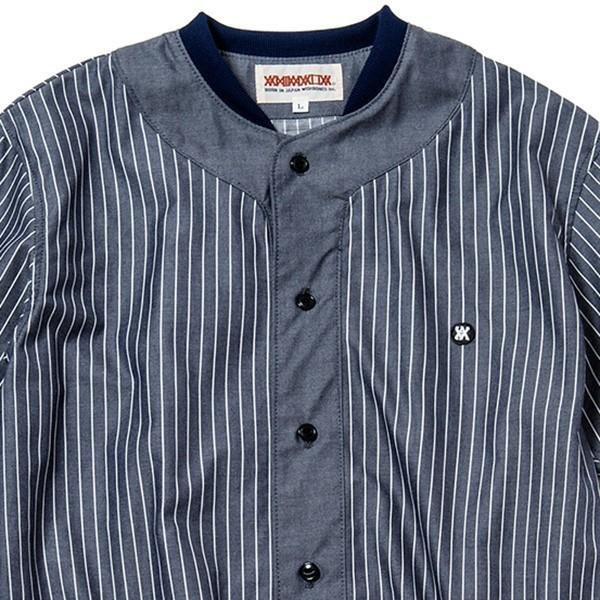 ANIMALIA アニマリア GROUNDS KEEPER Shirts #001|steelo|02