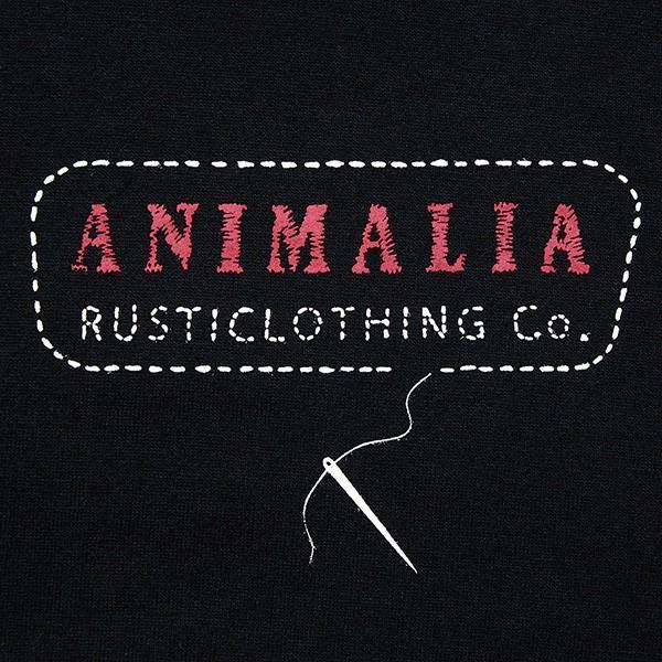ANIMALIA アニマリア CRAFTSMAN TEE|steelo|03