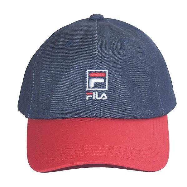 FILA フィラ helitage CAP 6PANEL|steelo