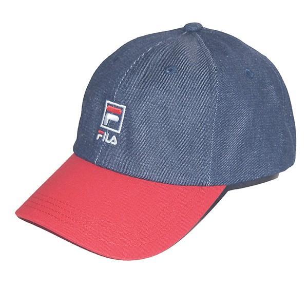 FILA フィラ helitage CAP 6PANEL|steelo|02