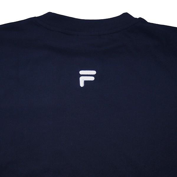 FILA フィラ helitage TEE ZIP design |steelo|09