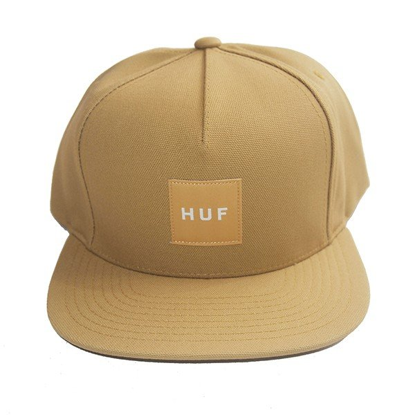 HUF ハフ DUCK CANVAS BOX LOGO SNAPBACK|steelo|02