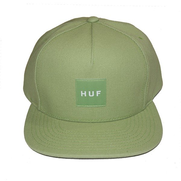 HUF ハフ DUCK CANVAS BOX LOGO SNAPBACK|steelo|04
