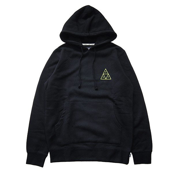 HUF ハフ TRIPLE TRIANGLE PULLOVER HOOD|steelo|02