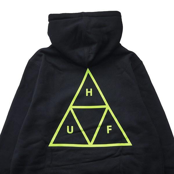 HUF ハフ TRIPLE TRIANGLE PULLOVER HOOD|steelo|03