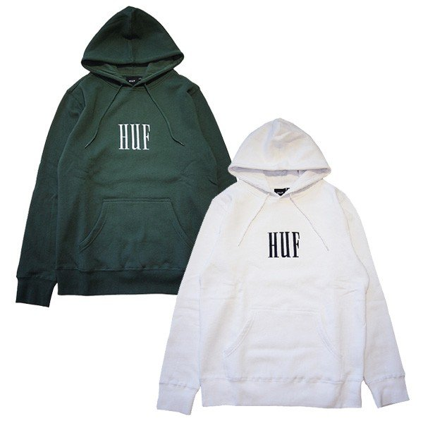 HUF ハフ MARKA PULLOVER FLEECE|steelo