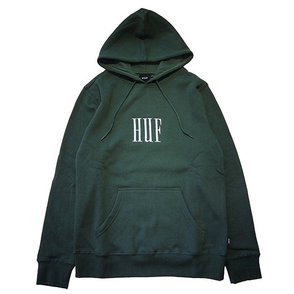HUF ハフ MARKA PULLOVER FLEECE|steelo|02
