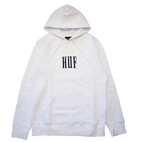 HUF ハフ MARKA PULLOVER FLEECE|steelo|03
