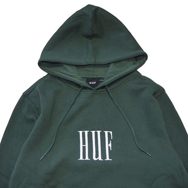 HUF ハフ MARKA PULLOVER FLEECE|steelo|04