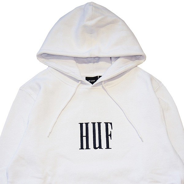 HUF ハフ MARKA PULLOVER FLEECE|steelo|05