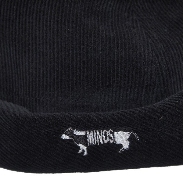 MINOS ミノス COUDUROY FISHERMAN CAP|steelo|02
