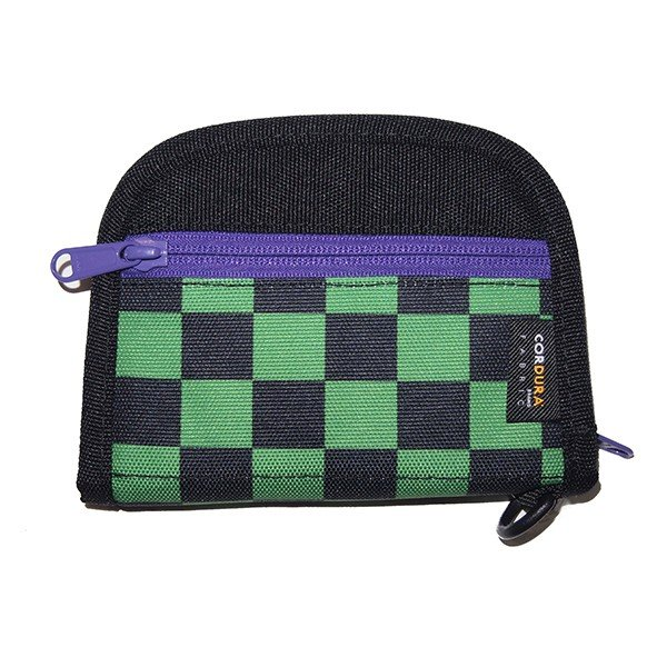 MxMxM マモミ MxMxM AMAZING CHECKER WALLET|steelo|02