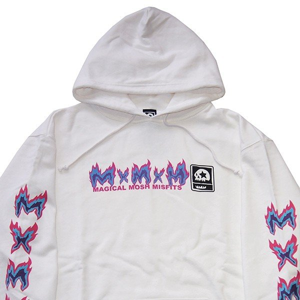 MxMxM マモミ  MAGICAL FIRE MISFITS PARKA|steelo|11
