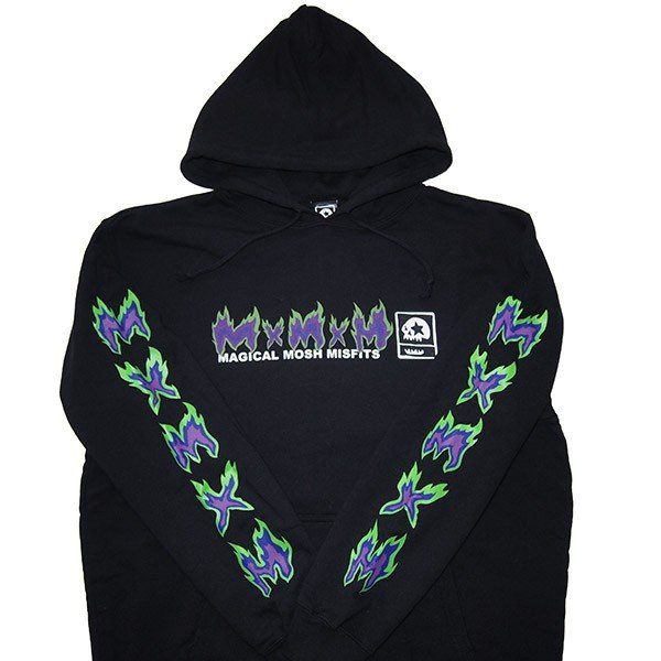 MxMxM マモミ  MAGICAL FIRE MISFITS PARKA|steelo|04