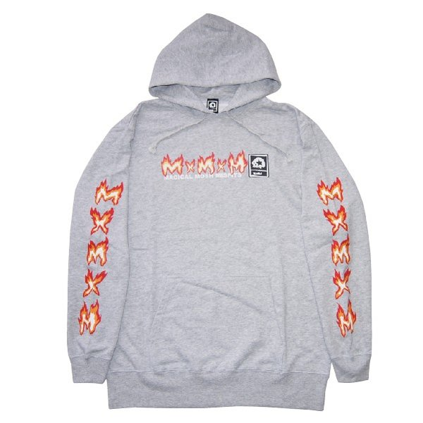 MxMxM マモミ  MAGICAL FIRE MISFITS PARKA|steelo|06