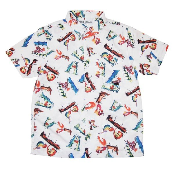 PAWN パーン PAWN ORNATE SHIRT|steelo