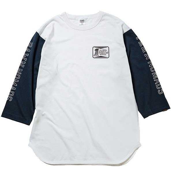 PAWN パーン NO.1  3/4 SLEEVE TEE|steelo