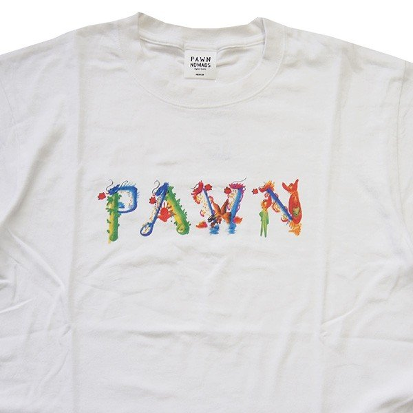 PAWN パーン ORNATE TEE|steelo|02