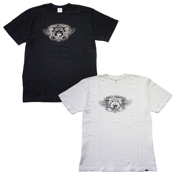 PAWN パーン NOMADS WINGED TEE|steelo