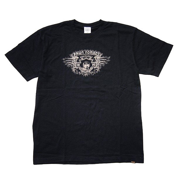 PAWN パーン NOMADS WINGED TEE|steelo|02