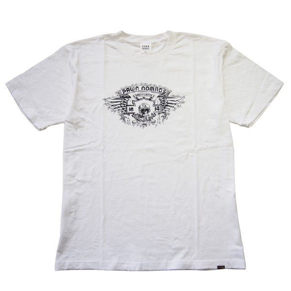 PAWN パーン NOMADS WINGED TEE|steelo|05