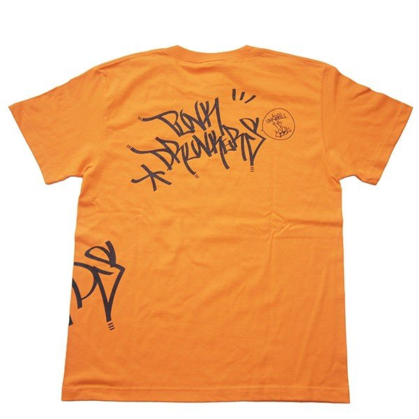 Punk Drunkers パンクドランカーズ 【PDSxDAI】タグTEE|steelo|05