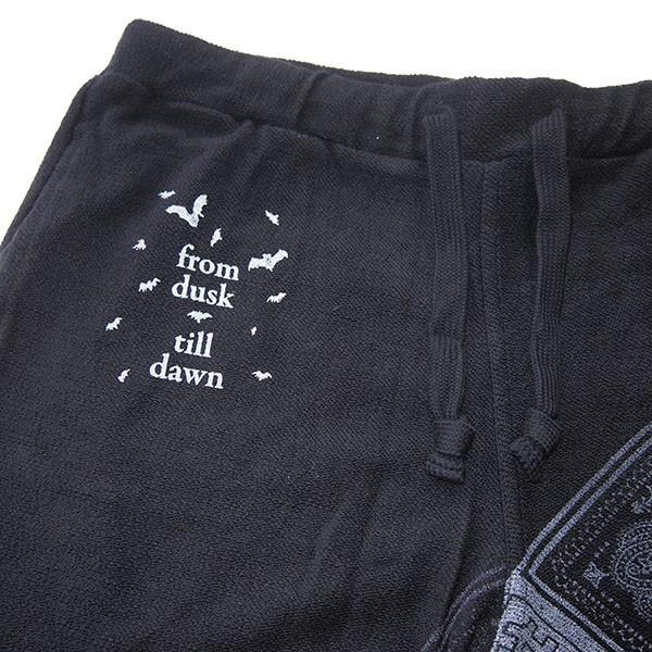 range レンジ  pile bandanna print shorts steelo 02
