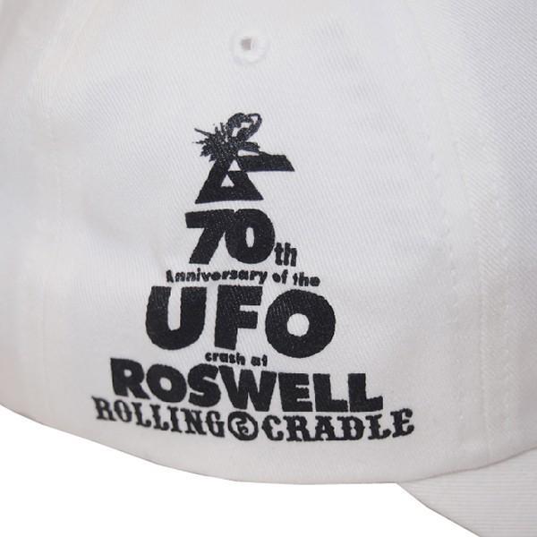 ROLLING CRADLE ロリクレ RCxMU 70th UFO CAP|steelo|05